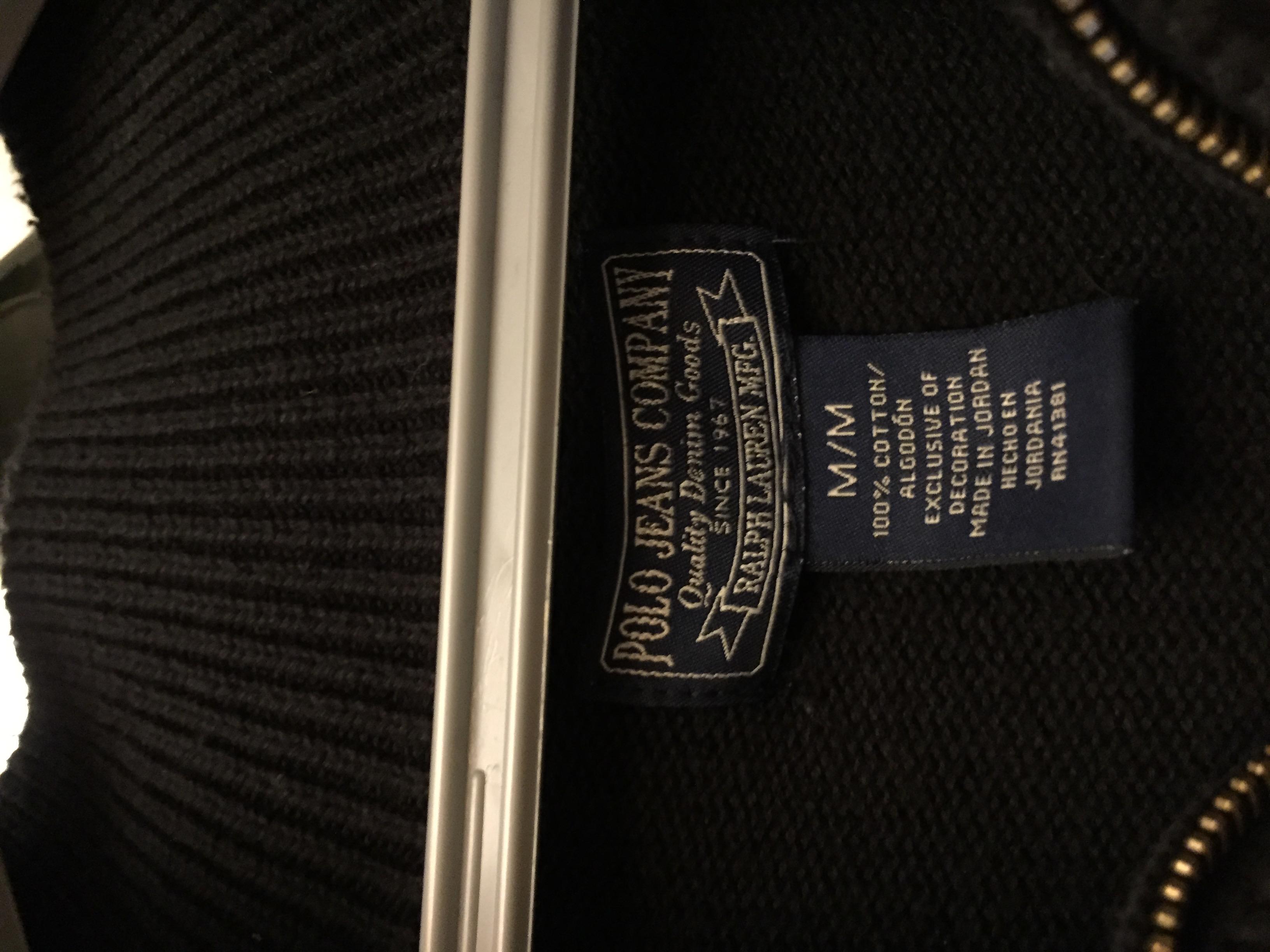 Bonsoir, Ce Polo Ralph Lauren vous intéresse Bonne soirée Meilleurs vœux de Fin d'Année-Pull Ralph Lauren-IMG_1276
